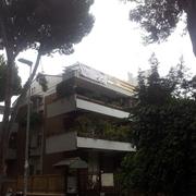 Lavori di restauro della copertura di un condominio quartiere Villaggio Azzurro