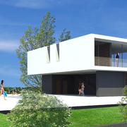 nuova costruzione a Moniga d.G.