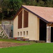 Progetto di recupero sito nel Parco Regionale dei Colli euganei. Commitente Privato.edificio rurale