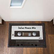 Zerbino ispirato alle vecchie cassette musicali