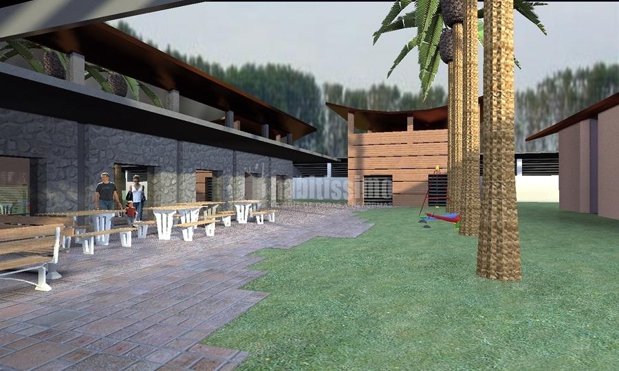 Progetto per fattoria didattica per l 39 allevamento di 80 - Sala biellese asini ...