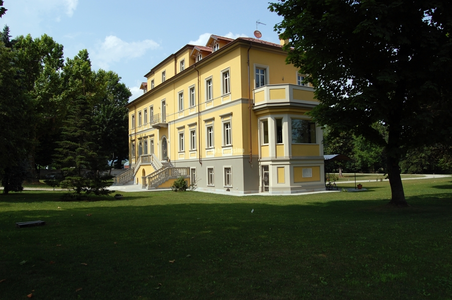 Recupero villa d'epoca