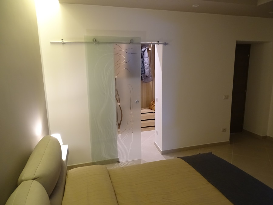 cabina armadio della camera da letto padronale