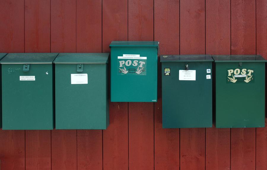 Come pulire la cassetta della posta idee interior designer for Buone domande per chiedere a un costruttore di casa