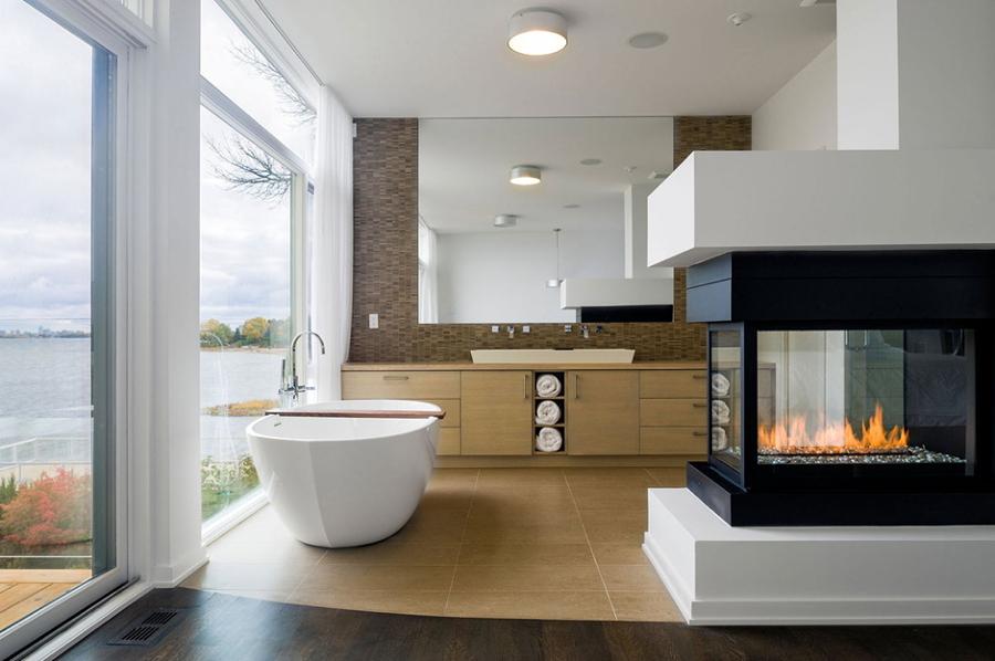 Camini di Design: Calore e Decorazione Per la Tua Casa Idee Interior ...