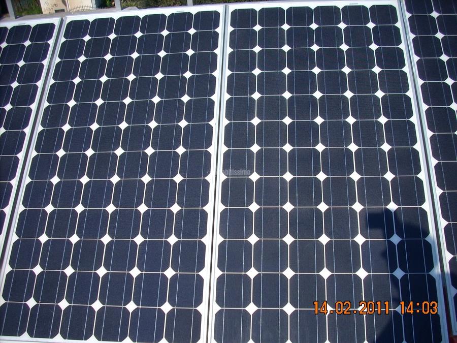 Istallazione pannelli solari da 3kw euro 14000 tutto compreso
