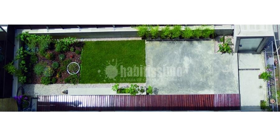 Progetto creazione giardino privato idee ristrutturazione casa - Progetto giardino privato ...