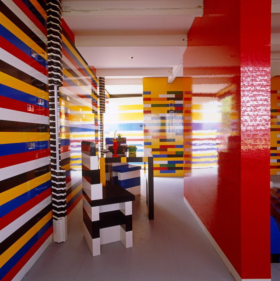 Molto pi di un gioco arredamento con i pezzi lego idee for Lego arredamento