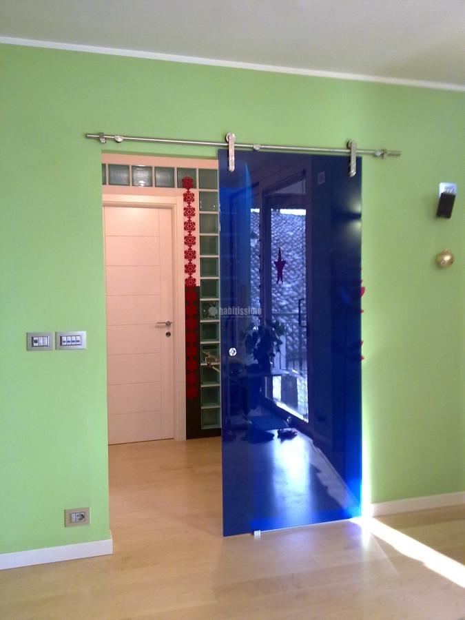 Progetto creazione porta scorrevole in vetro casali progetti infissi e carpenteria in alluminio - Casali porte prezzi ...