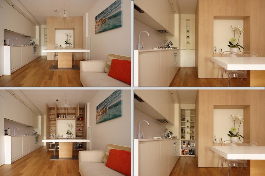 Ristrutturare e arredare una casa al mare in liguria idee architetti - Ristrutturare casa al mare ...