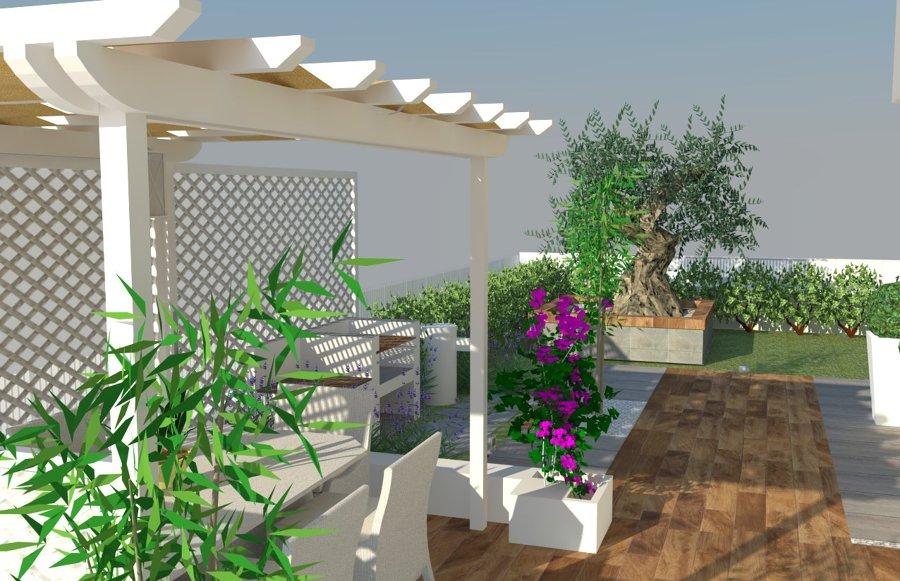 Progetto 2012 restyling di giardino privato idee ristrutturazione casa - Progetto giardino privato ...
