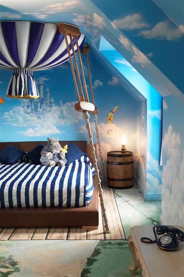17 camere da letto che fanno sognare i bambini di oggi e di ieri ... - Crea La Tua Camera Da Letto