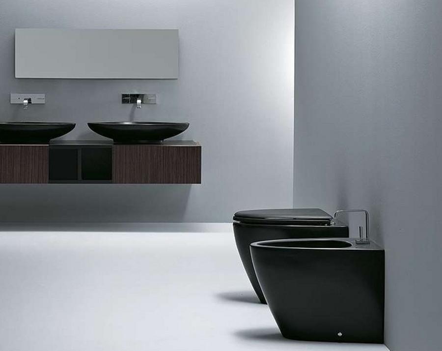 Scopri la bellezza dei sanitari colorati idee interior - Sanitari bagno colorati ...