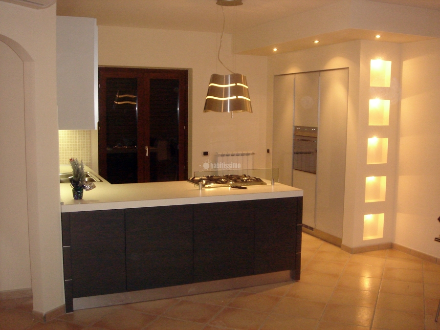 Progetto di arredamento ambiente cucina progetti mobili for Progetti di arredamento