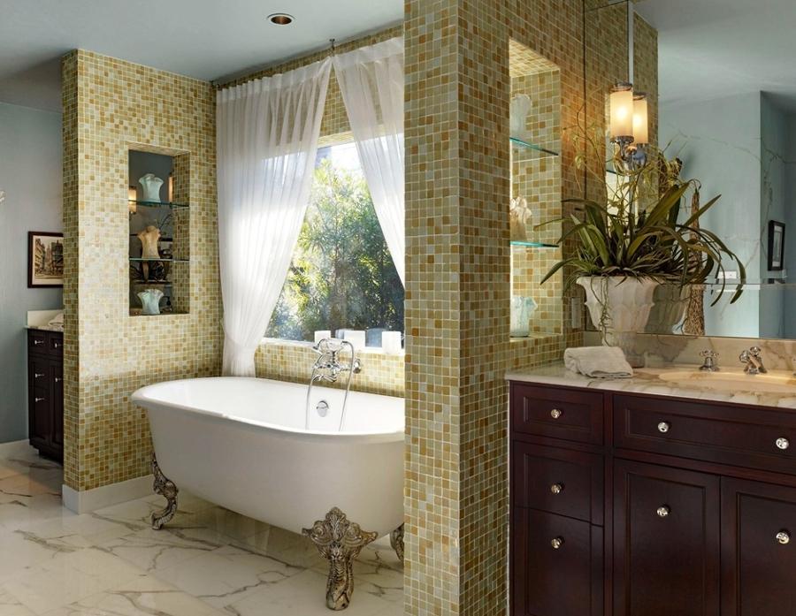 Il Fascino Delle Vasche Ad Isola | Idee Interior Designer