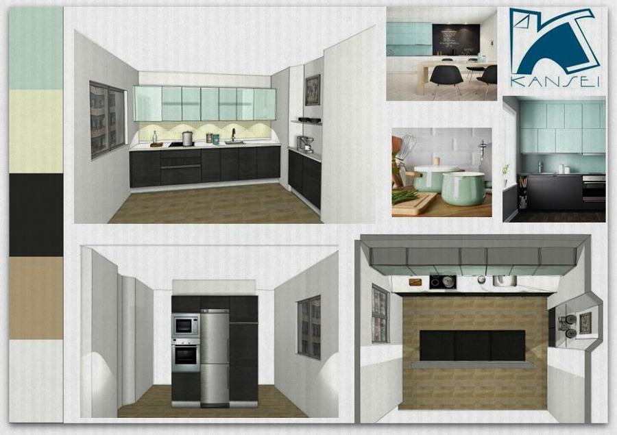 Arredatore d 39 interni post ristrutturazione cucina come for Arredatore per interni