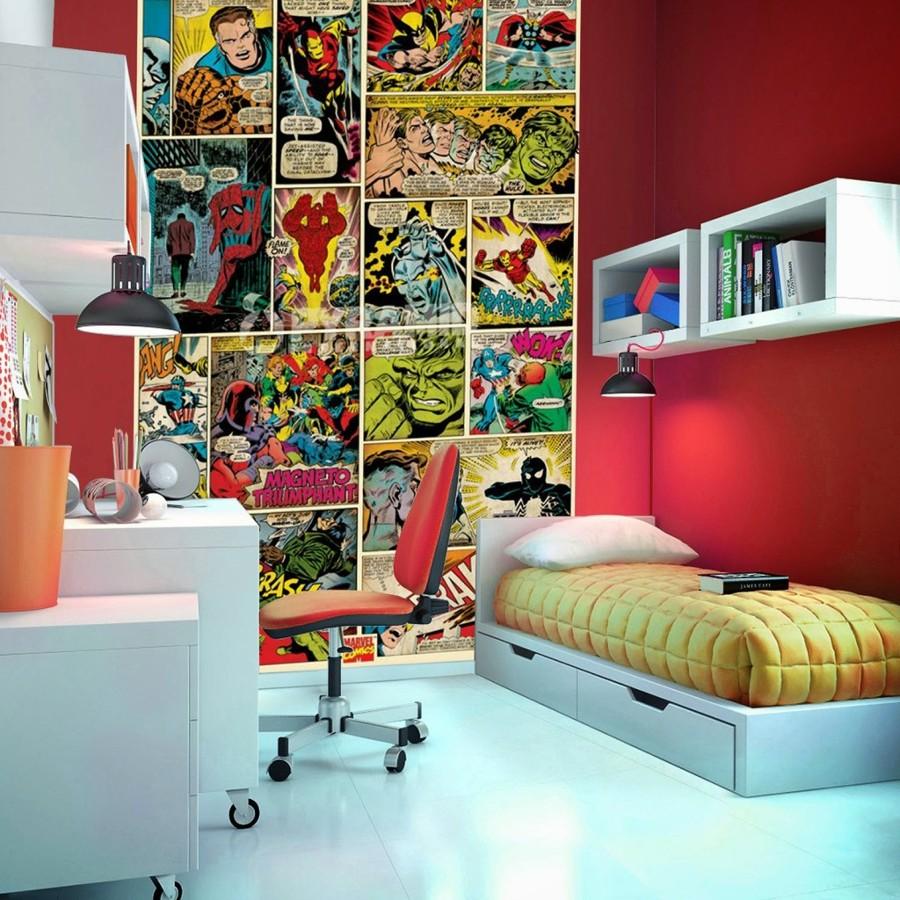 Decora la casa con i tuoi supereroi preferiti - Decora la stanza ...