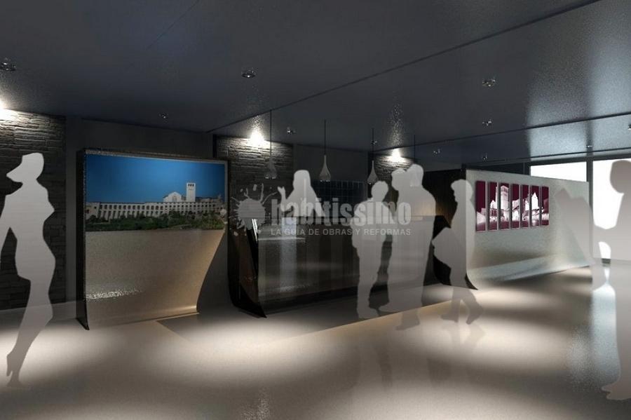 Proposta progetto di ristrutturazione hall Grand Hotel Assisi