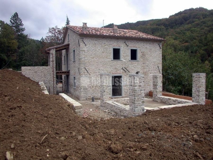 progetto restauro e ampliamento abitazione rurale idee