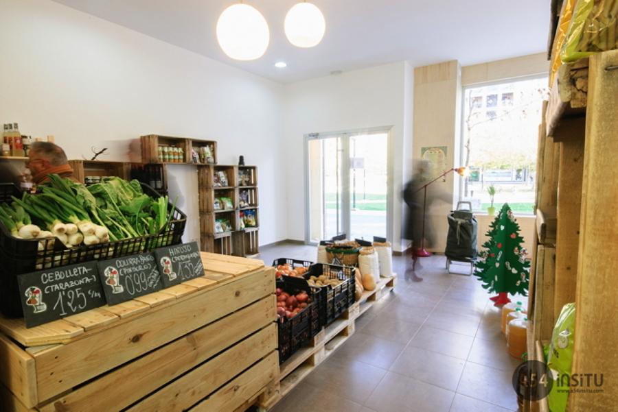 Ristrutturazione integrale di un locale destinato a for Idee per aprire un negozio originale
