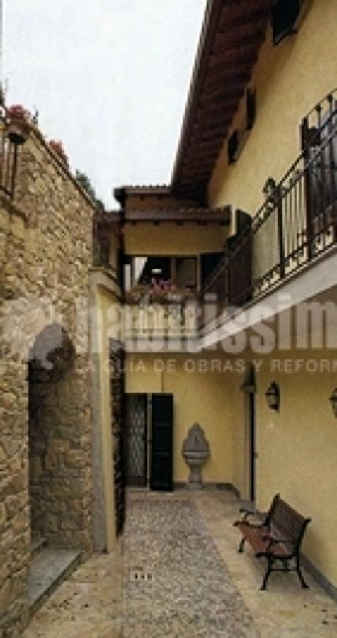Ristrutturazione Casa Colonica primi 900 sita a Montevecchia