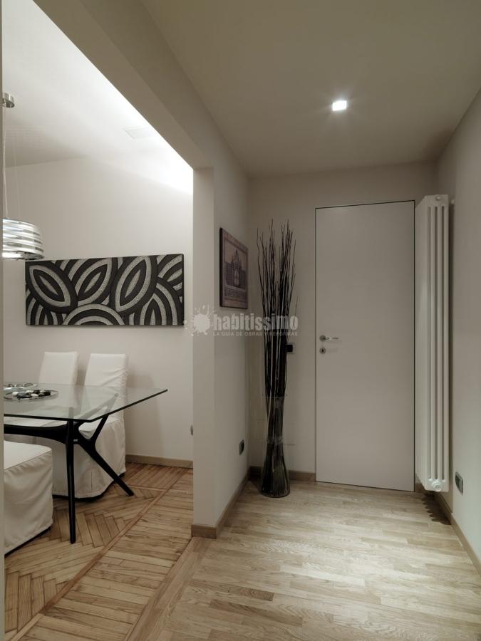 Progetto ristrutturazione mini appartamento idee for Foto di appartamenti arredati