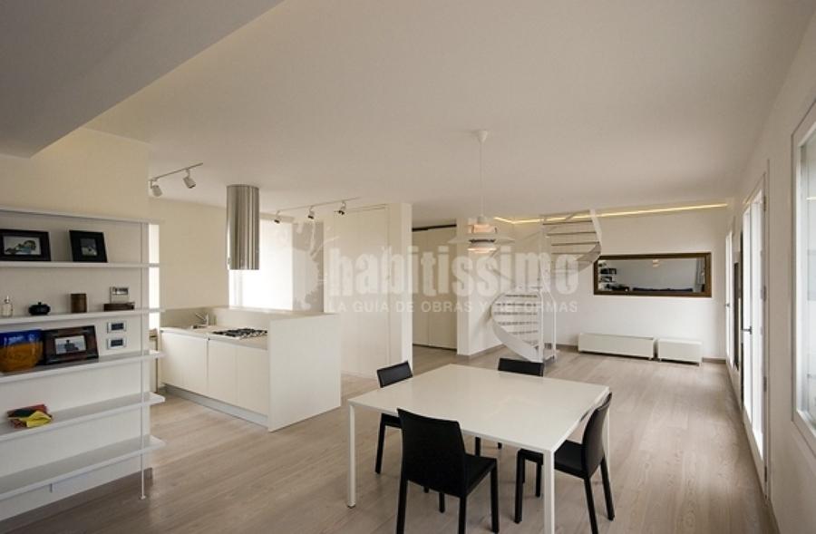 Progetto ristrutturazione attico m b idee ristrutturazione casa - Progetti design interni ...