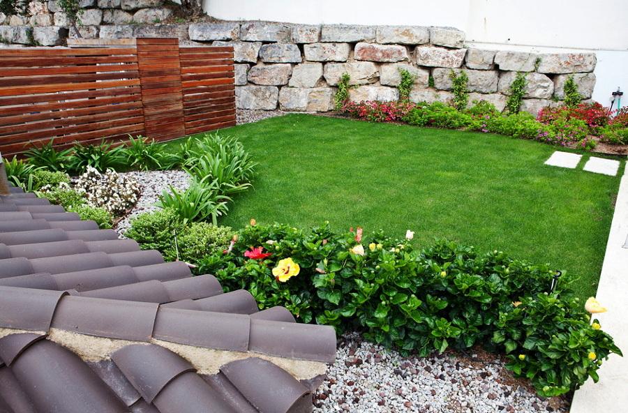 Un giardino in pendenza che sorprende ad ogni passo idee interior designer - Idee giardino in pendenza ...