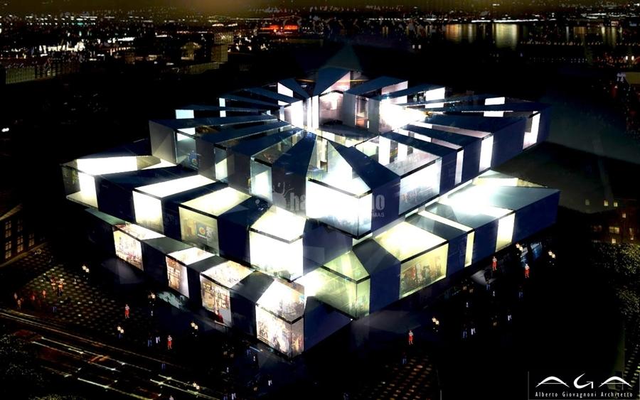 Progetto costruzione house o progetti architetti for Piani di luce biliardo