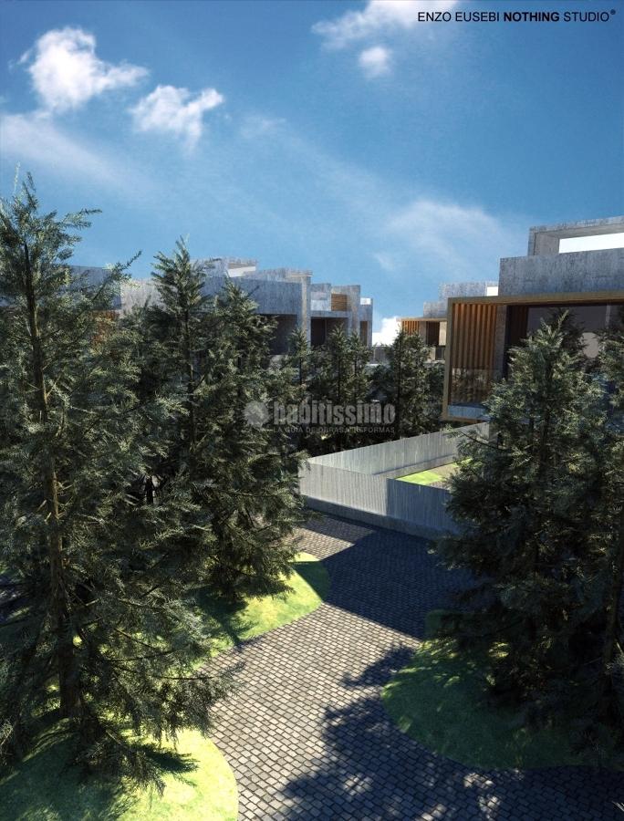 Progetto di un nuovo complesso turistico residenziale (RC)