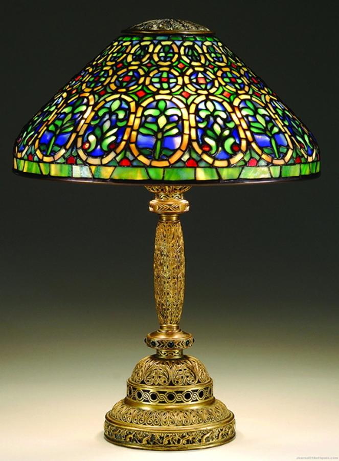 Scopri le Principali Caratteristiche Delle Lampade Tiffany  Idee Interior Designer