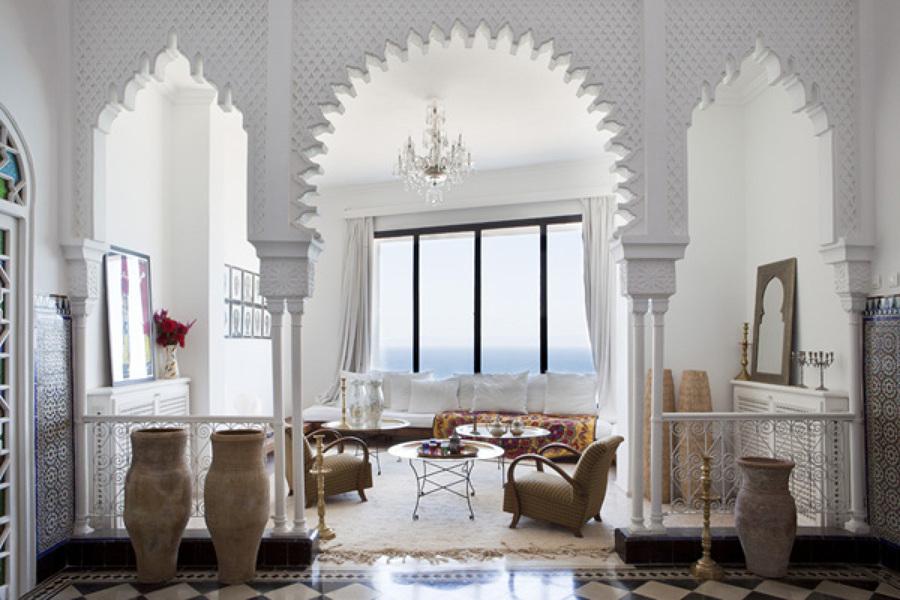 Consigli per arredare la tua casa in stile arabo idee for Costruisci la tua casa in california