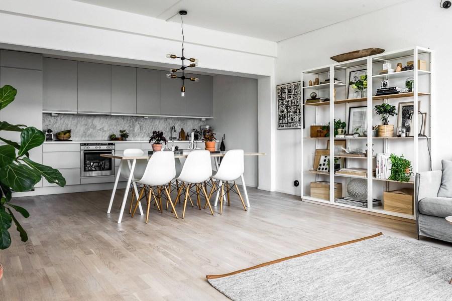 Abbattere parete tra cucina e salotto