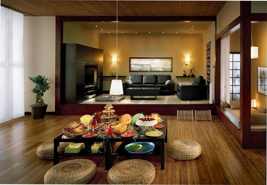 foto abitazione con arredamento orientale di valeria del