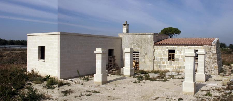 Progetto ristrutturazione abitazione rurale idee for Progetto casa ristrutturazione