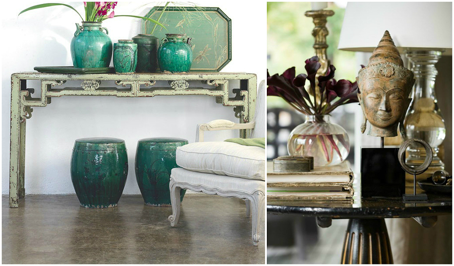 Come dare un tocco orientale alla tua casa idee interior for Arredamento stile orientale