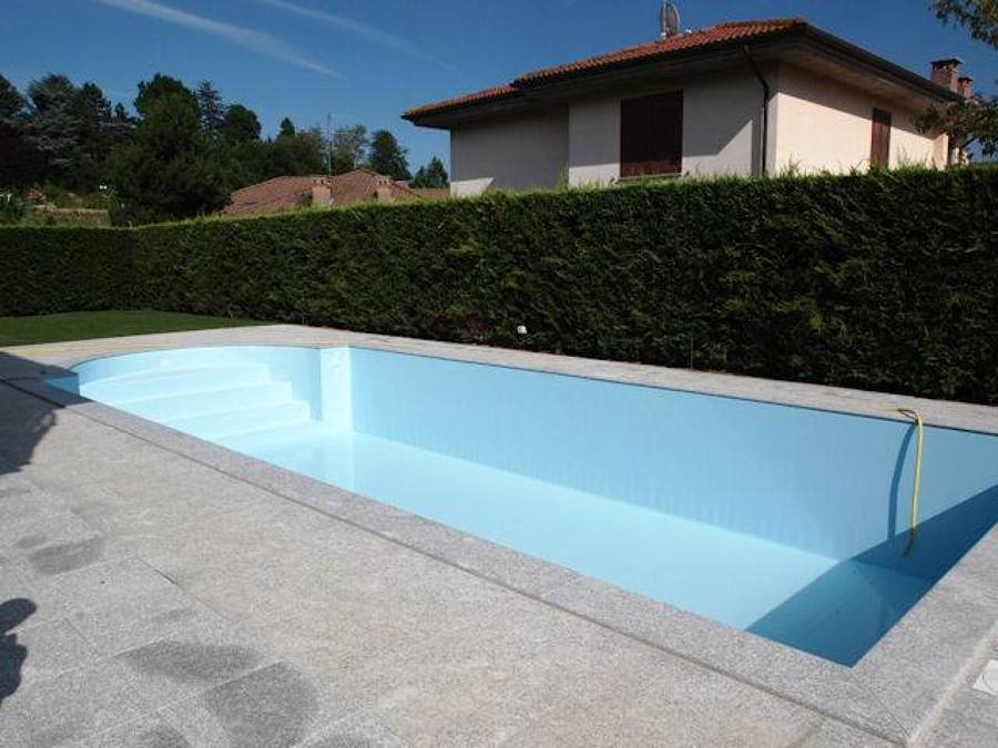 Progettazione di piscine idee architetti - Piscina di acqui terme ...