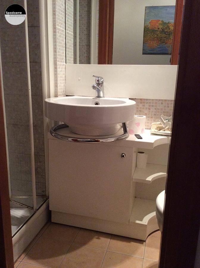 Adeguamento murario bagno