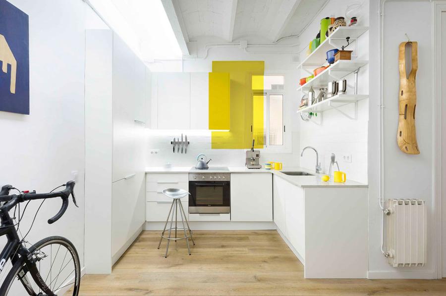 Emejing Cambiare Colore Alla Cucina Images - Embercreative.us ...