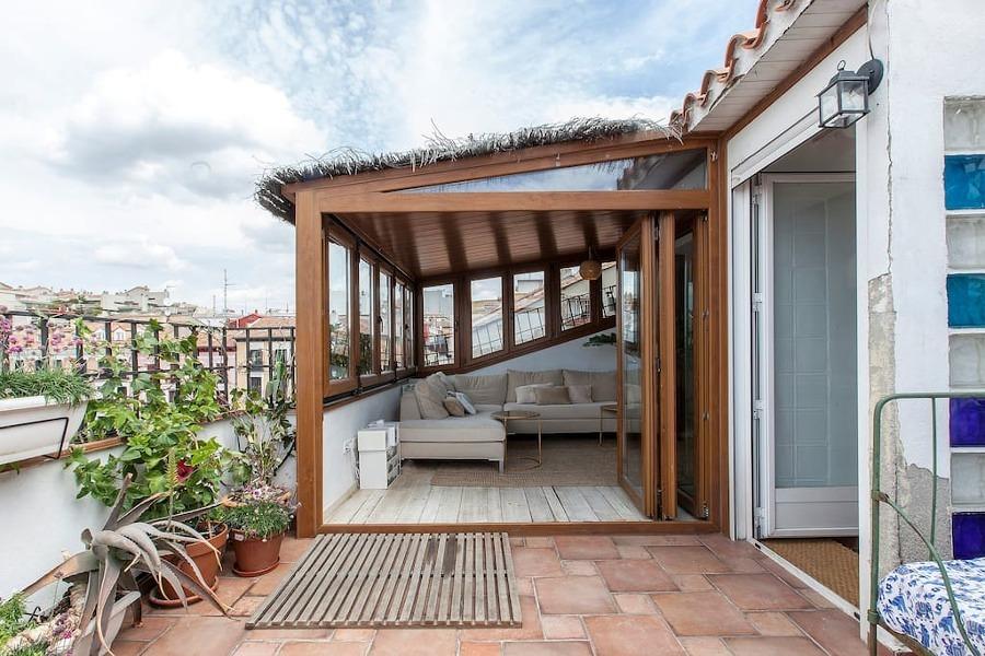 10 terrazze di airbnb in cui perdersi e ispirarsi idee