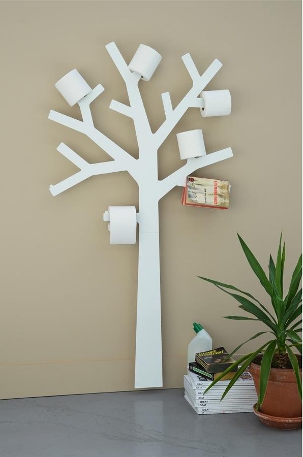 albero portarotolo bagno