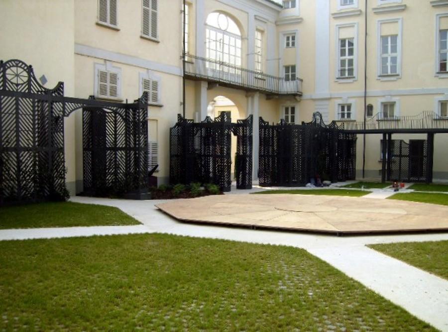 Foto allestimento giardino di sea costruzioni srl 458261 habitissimo - Allestimento giardino ...