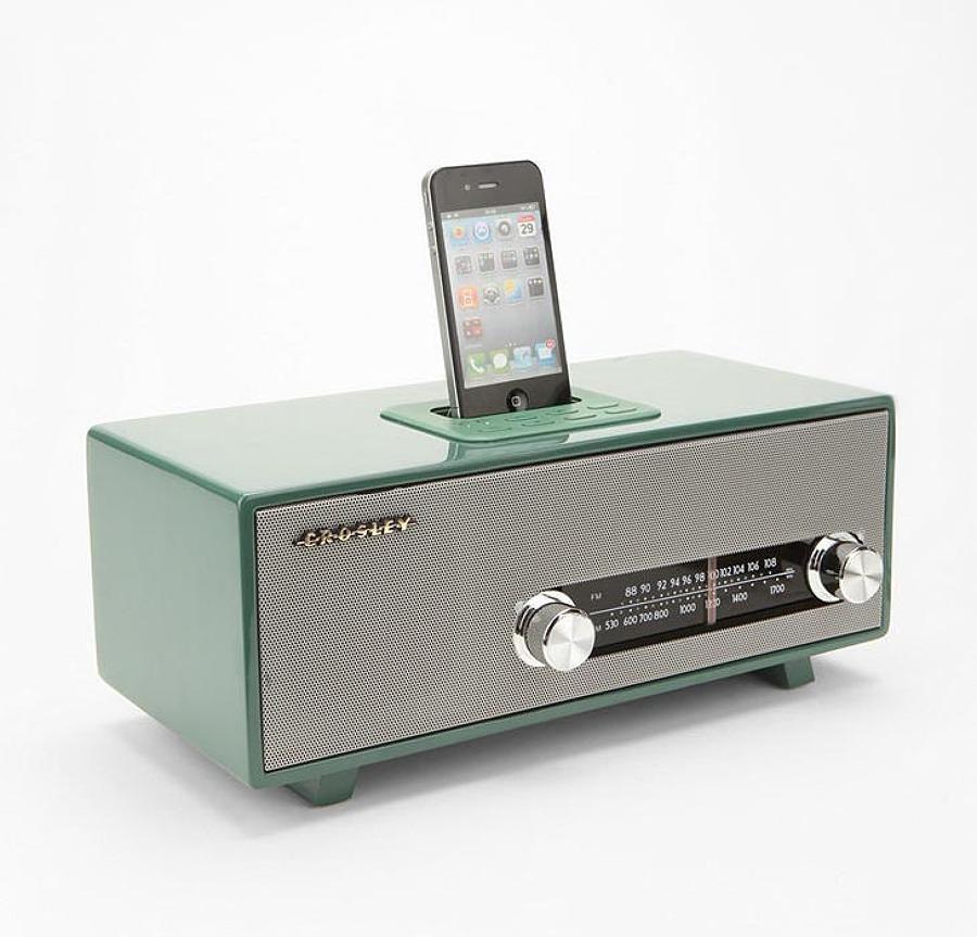 altoparlante smartphone 334773 10 e più accessori fantasiosi per iPhone 4, 5, 6 e iPad