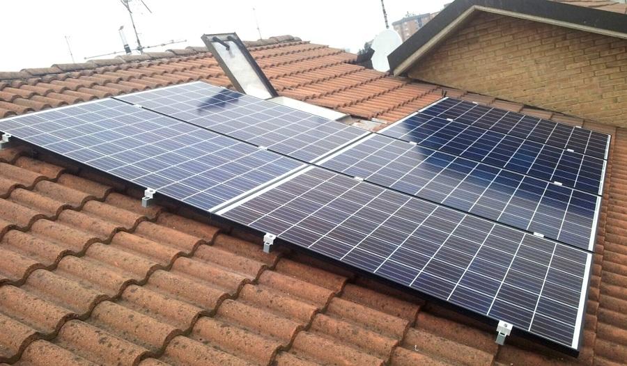 Altra falda fotovoltaico