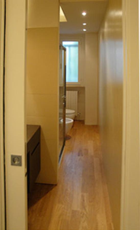 Appartamento di 75mq milano idee ristrutturazione casa - Ambiente bagno san giuliano milanese ...
