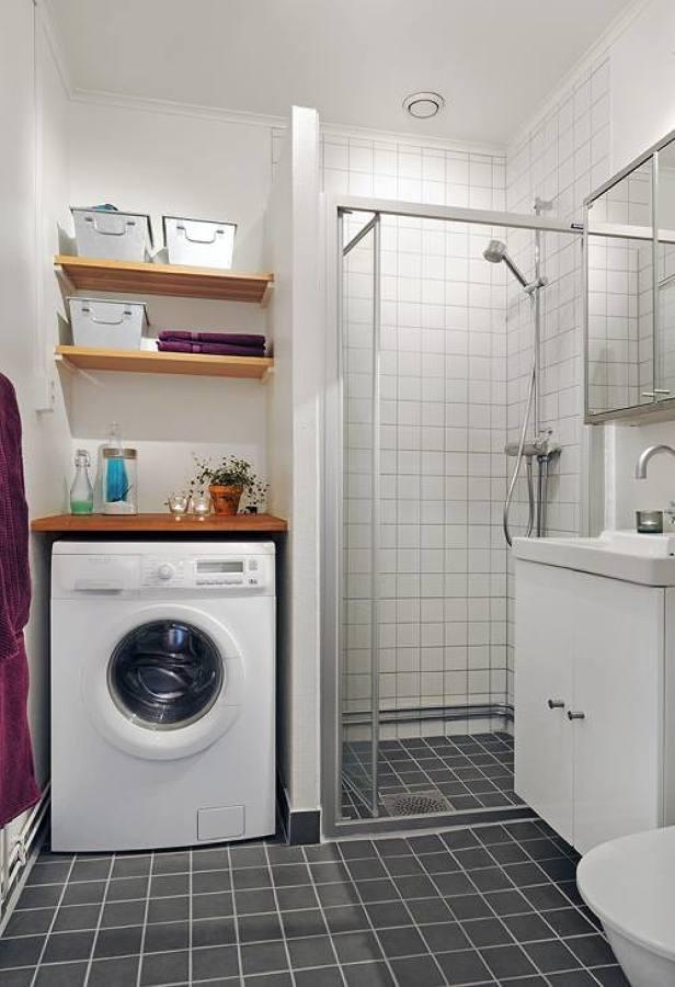 angolo lavanderia bagno