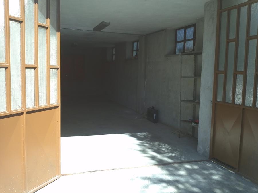 Trasformazione di garage in piccolo alloggio con modifica for Planimetrie della casa senza garage