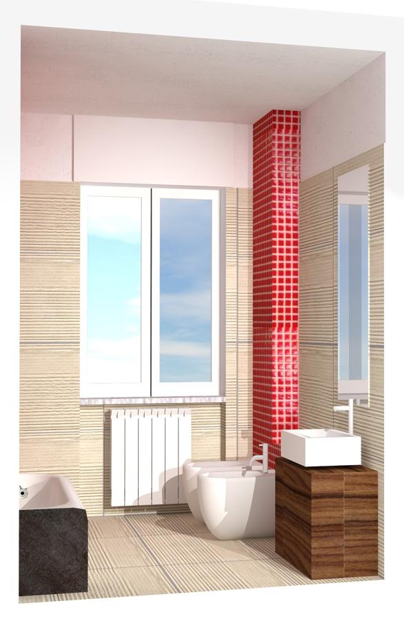 Foto: Appartamento a Novara In Via Perazzi Bagno De Architetto Luca ...