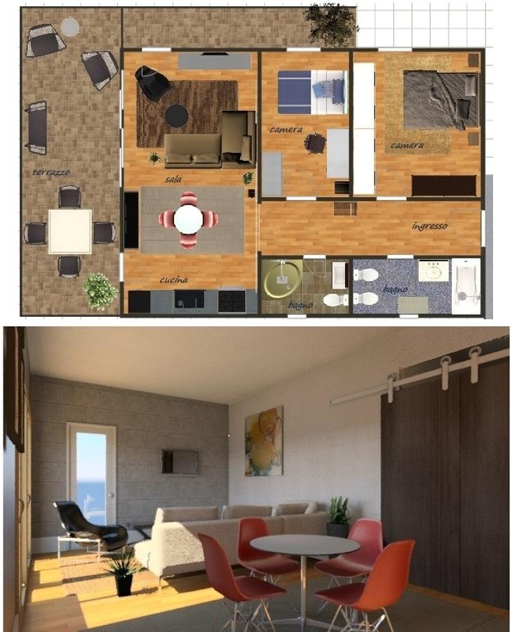 Realizzazioni in corso idee architetti for Idee piano terra