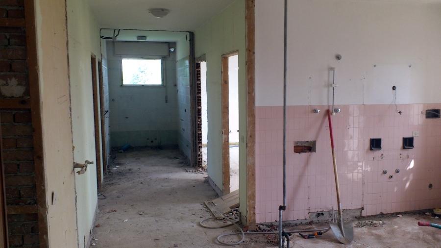 Progetto ristrutturazione completa di appartamento idee for Idee ristrutturazione appartamento